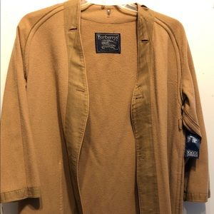 Burberry TAN Wool CAMELHAIR Detachable Lining ONLY
